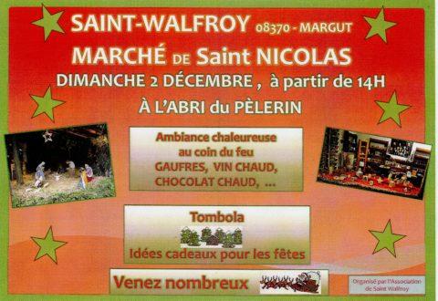 Marché de St-Nicolas