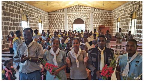 LE PAPE FRANÇOIS APPELLE À PRIER POUR L'EGLISE EN AFRIQUE, FERMENT D'UNITÉ