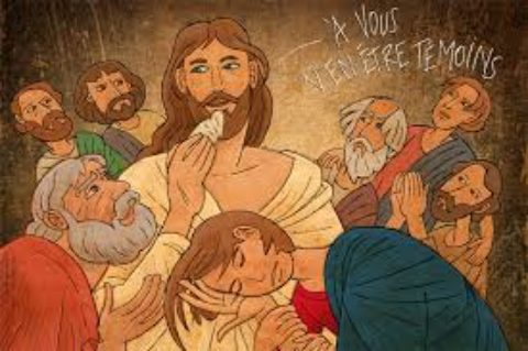 """""""Evangéliser"""" veut-il dire apporter la Bonne Nouvelle comme l'a fait Walfroy ?  – 5"""