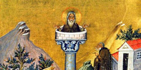 Les saints stylites : ces ermites qui vivaient au sommet d'une colonne